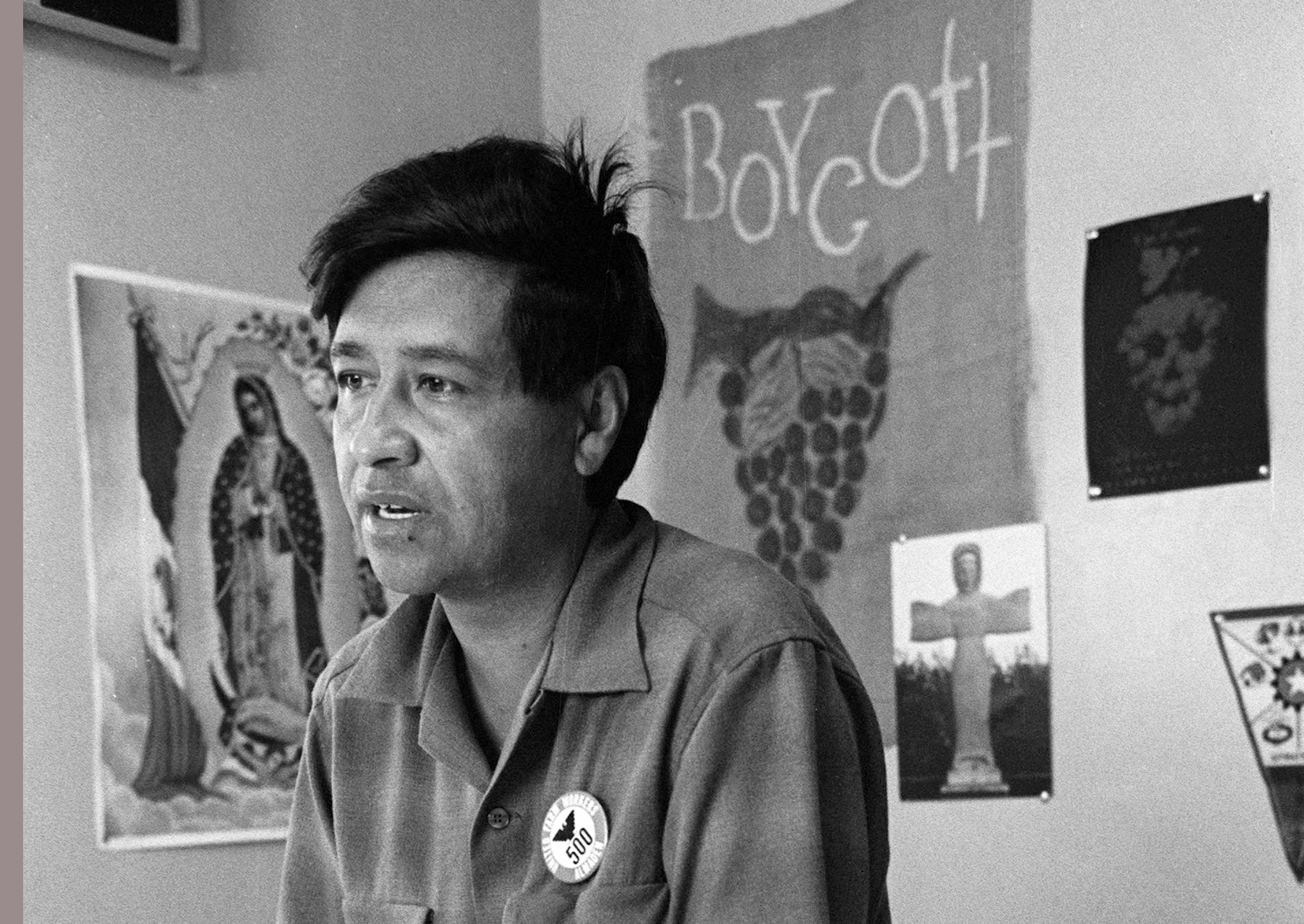 Cesar Chavez: 50 Years Ago, Cesar Chavez Led A Crusade To Unite And
