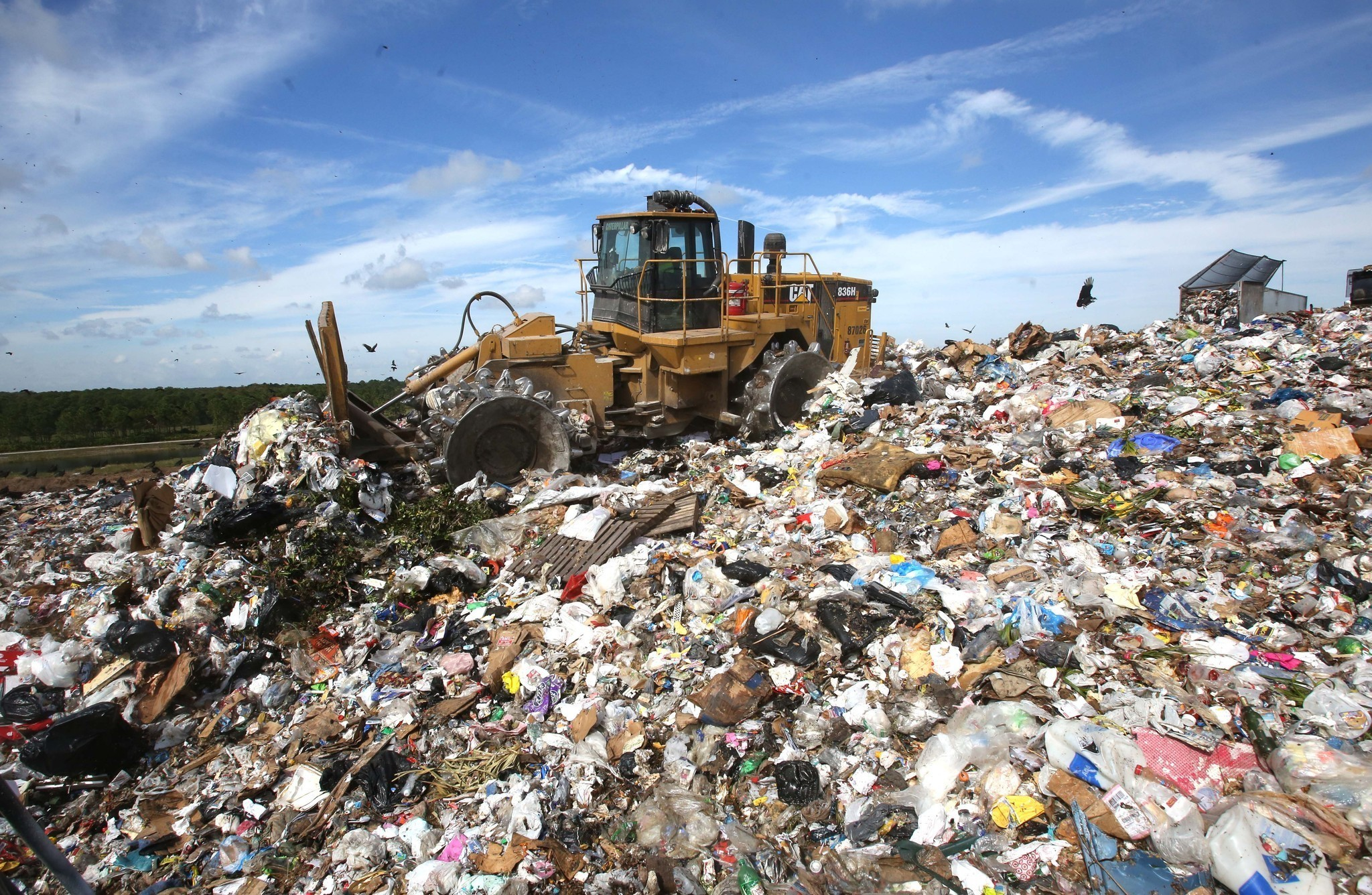 landfill stinks up avalon park orlando sentinel