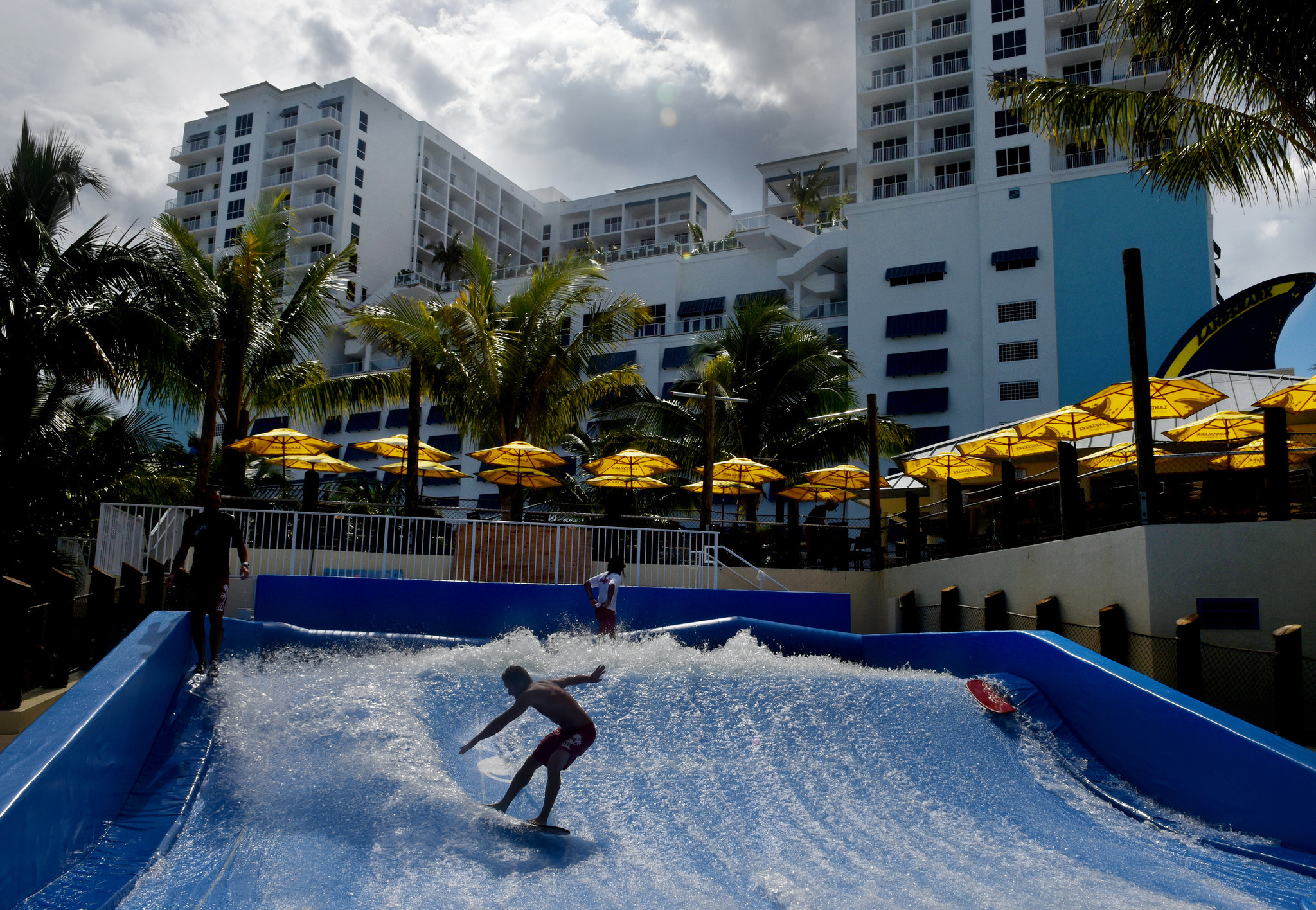 New Margaritaville Hollywood Resort To Have Soft Opening Tuesday Sun Sentinel