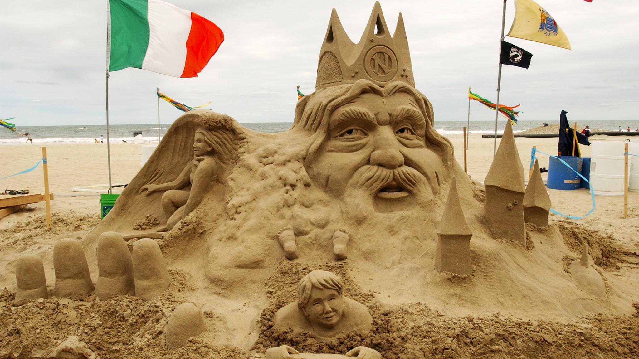 Look Back:Virginia Beach Neptune Festival - Daily Press