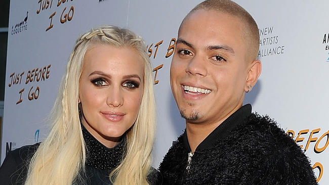 Peachy Ashlee Simpson Evan Ross Introduce New Baby Girl Reveal Her Short Hairstyles Gunalazisus