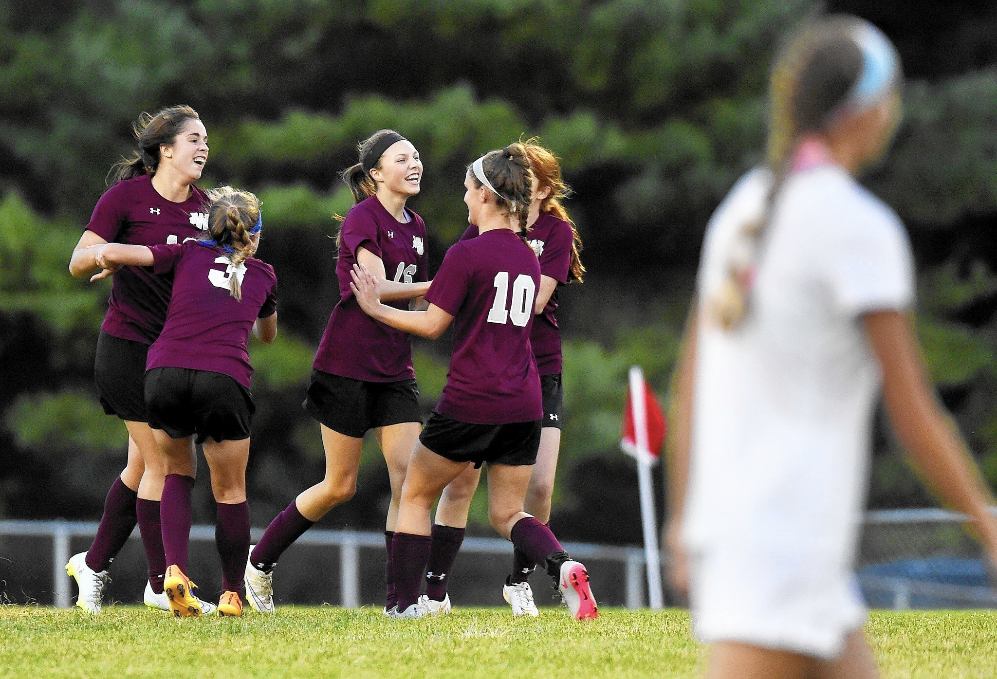 Girls Soccer: Winters Mill's 'deadly duo' downs South Carroll