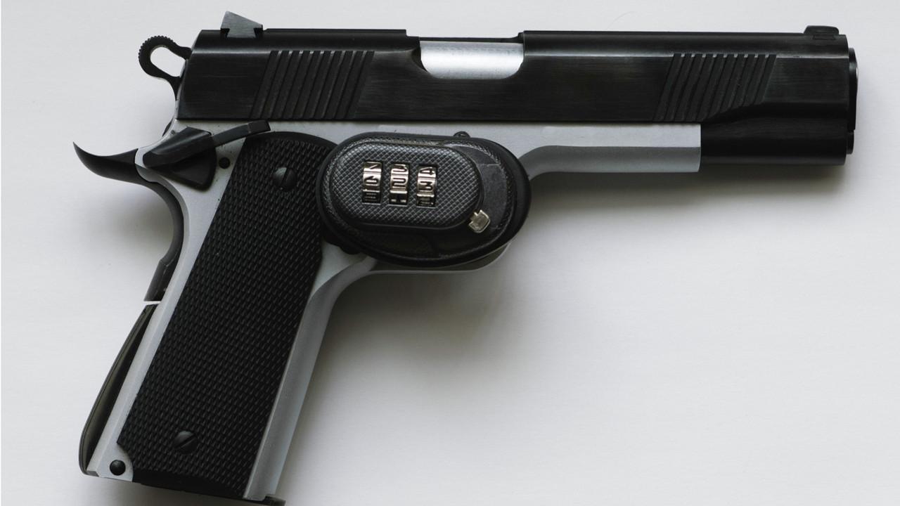 handgun trigger lock