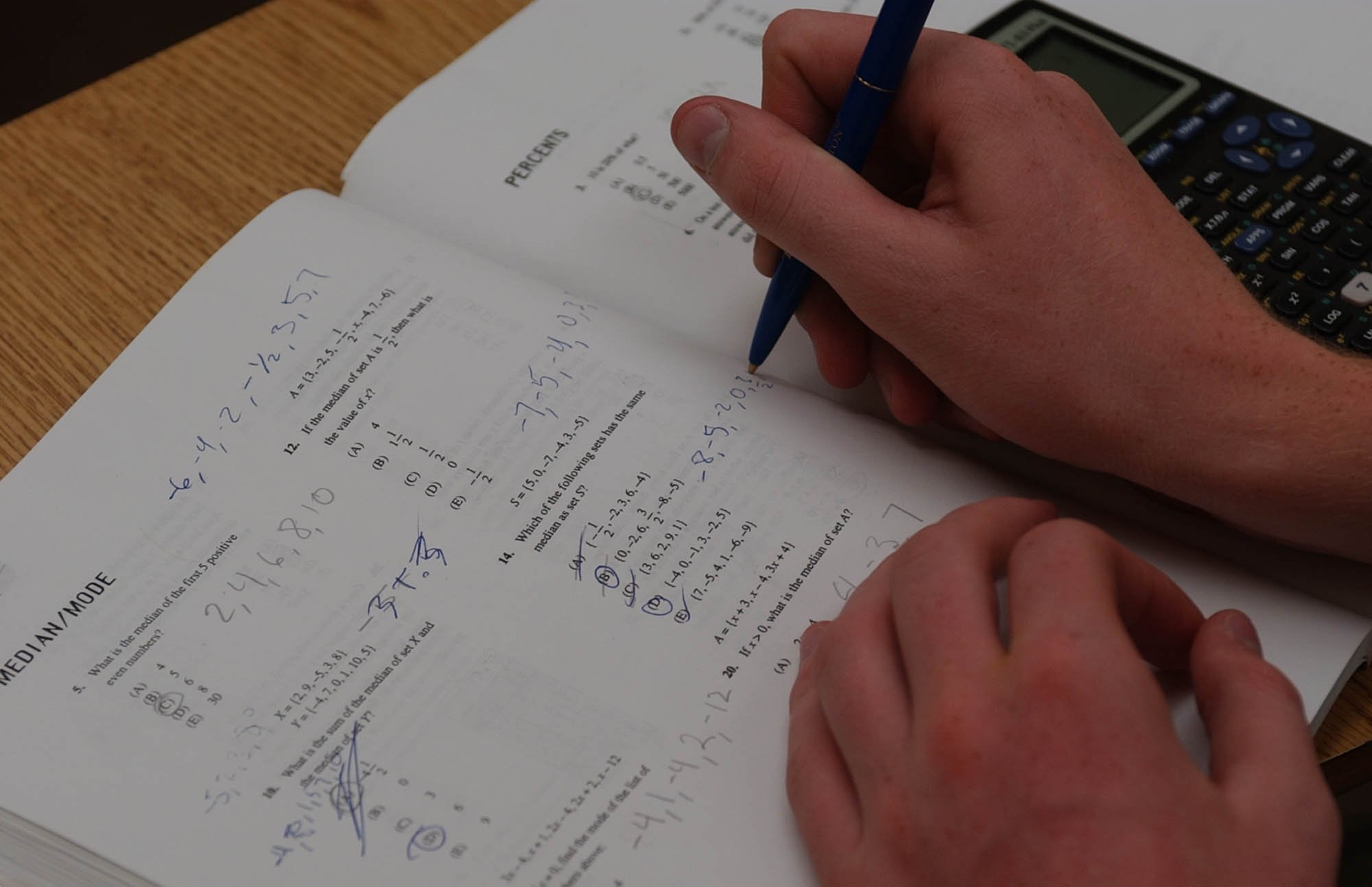 Act Scores For Colleges >> What one college discovered when it stopped accepting SAT ...