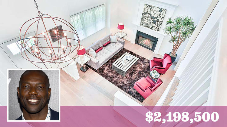 Terrell Owens Catches a Buyer After Re-list of Sherman Oaks Home