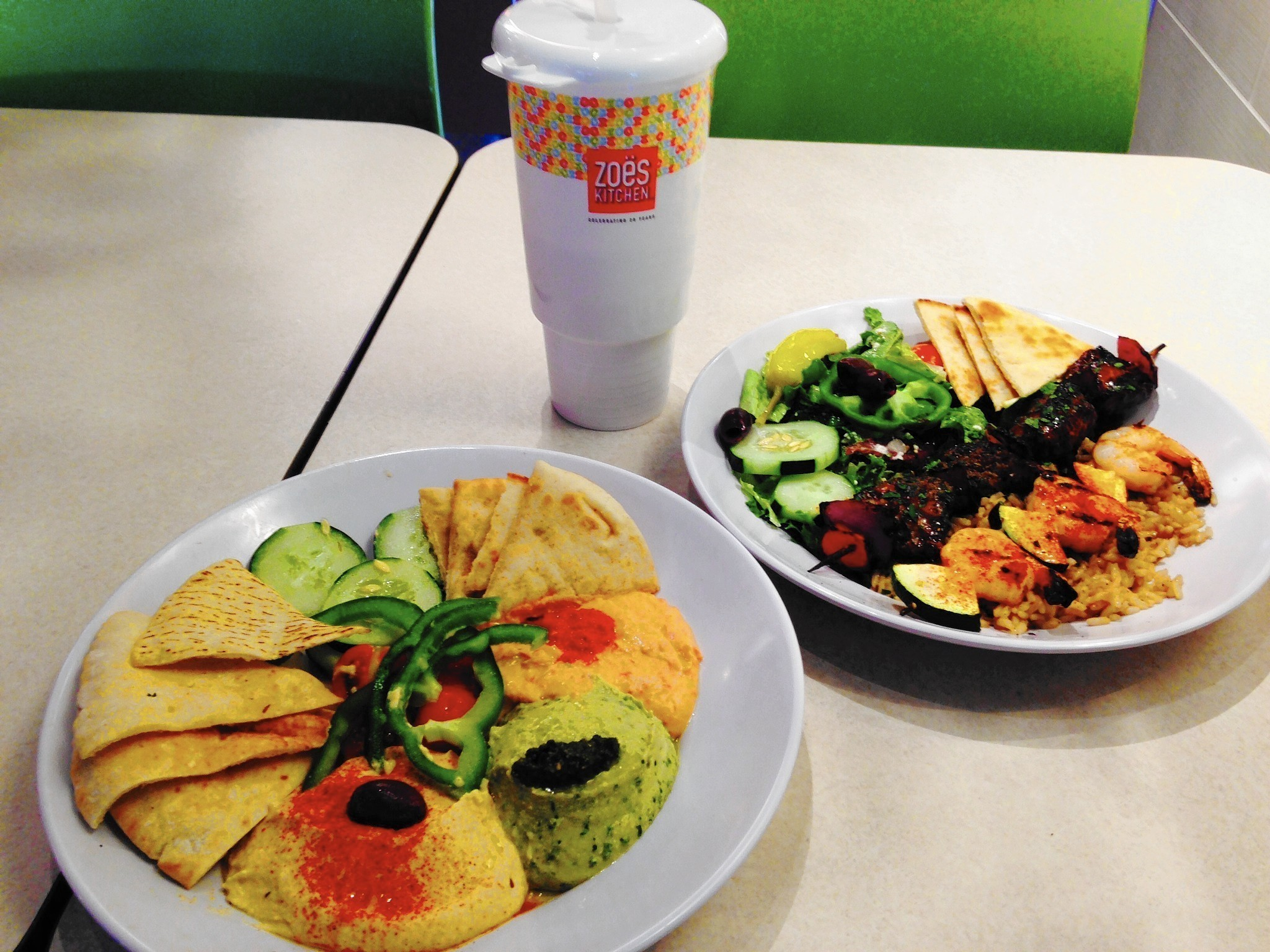 Zoes Kitchen Delivers On Flavor Value Daily Press