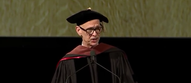 john waters risd graduation speech