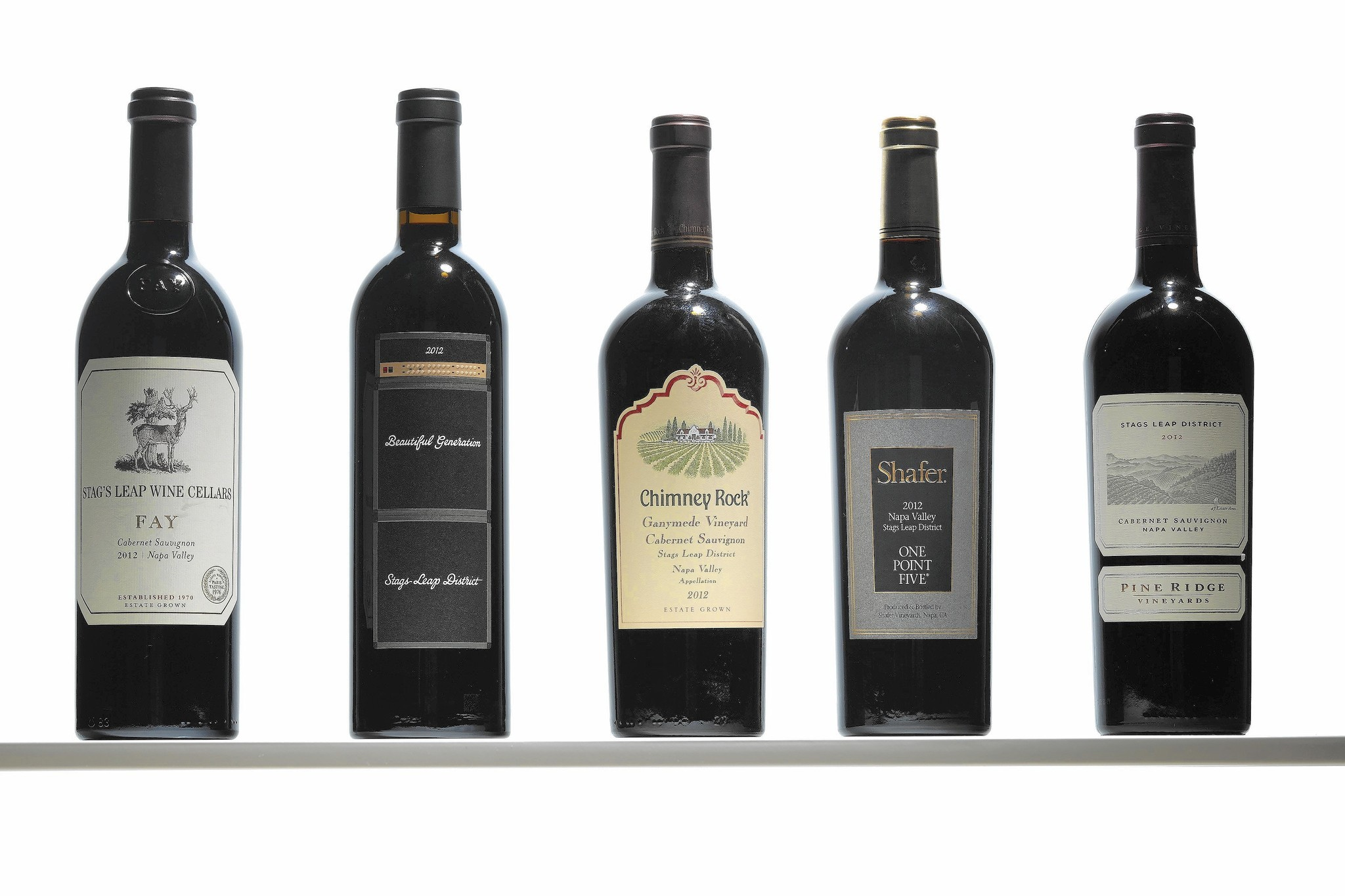 Tasting Power And Beauty Of Stags Leap Wines Chicago Tribune