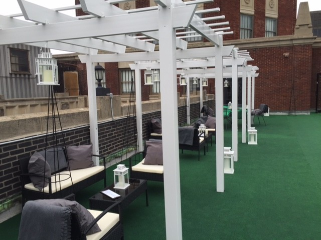 Lb Sky Bar Opens Tonight Atop Downtown S Lord Baltimore