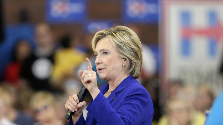 Another group of private emails from Hillary Rodham Clinton's tenure as secretary of State has been released.  (Charlie Neibergall / Associated Press) ()