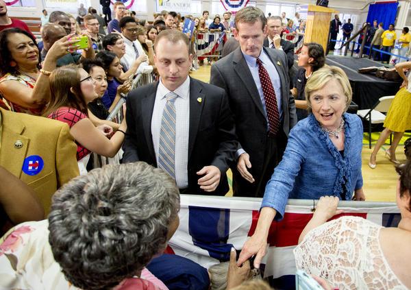 (Gareth Patterson / Associated Press)