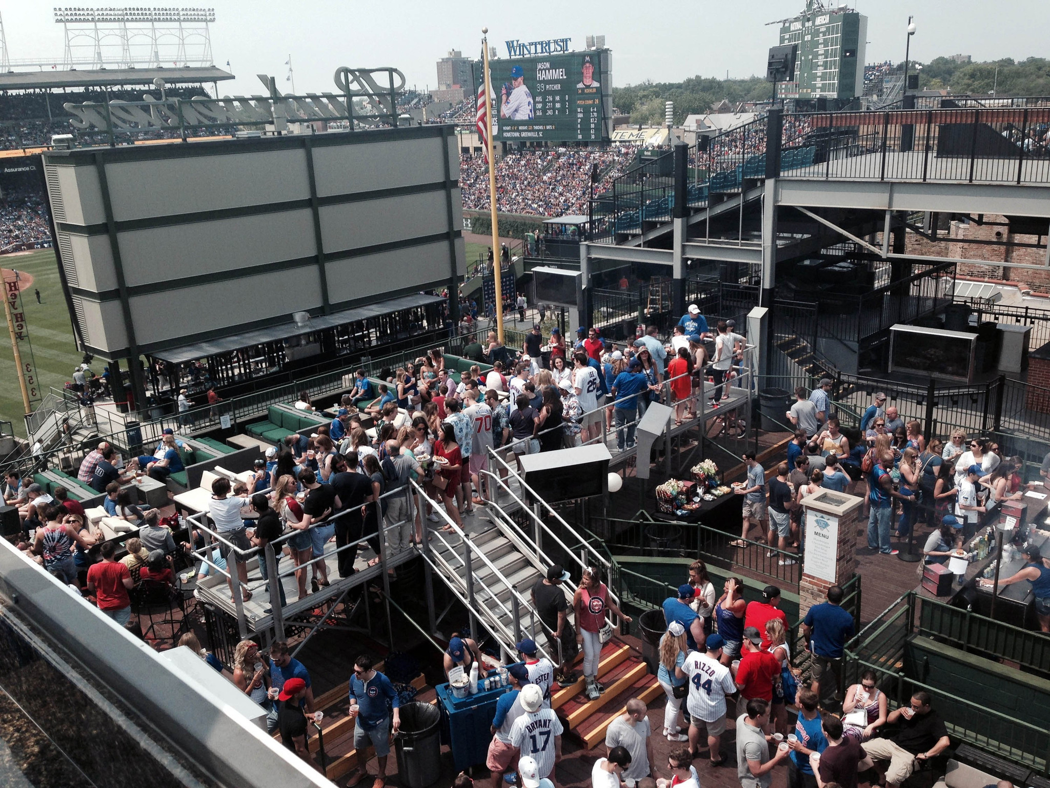 Wrigley rooftops' lawsuit is dismissed; Cubs happy 'this ...