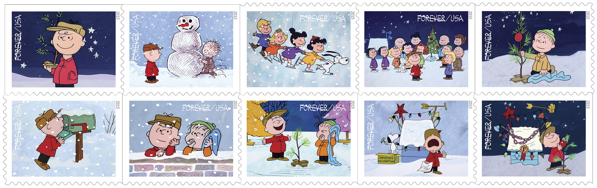 Charlie Brown Christmas 50th Anniversary Marked With