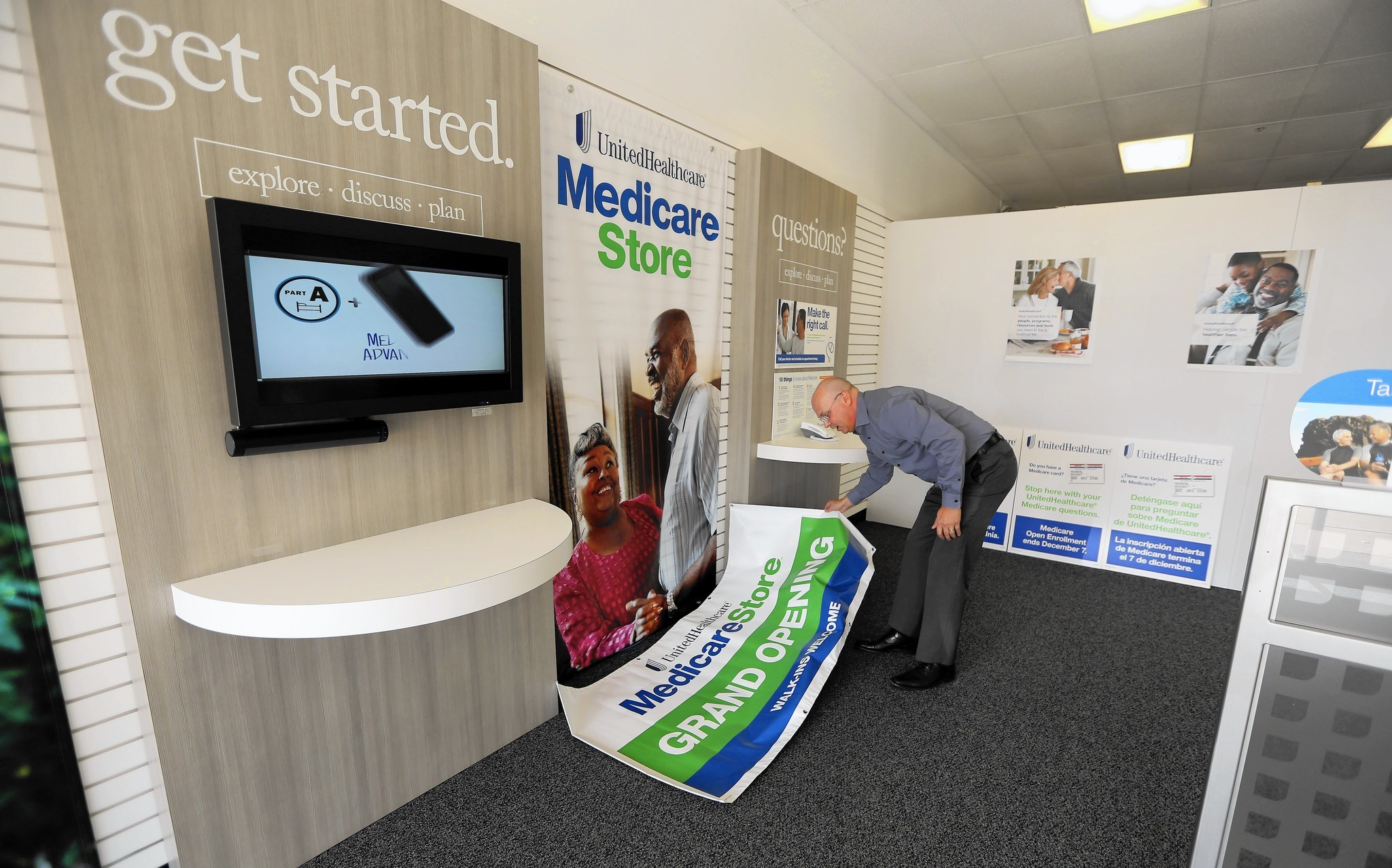 The next big thing in health insurance may be in Oak Lawn ...