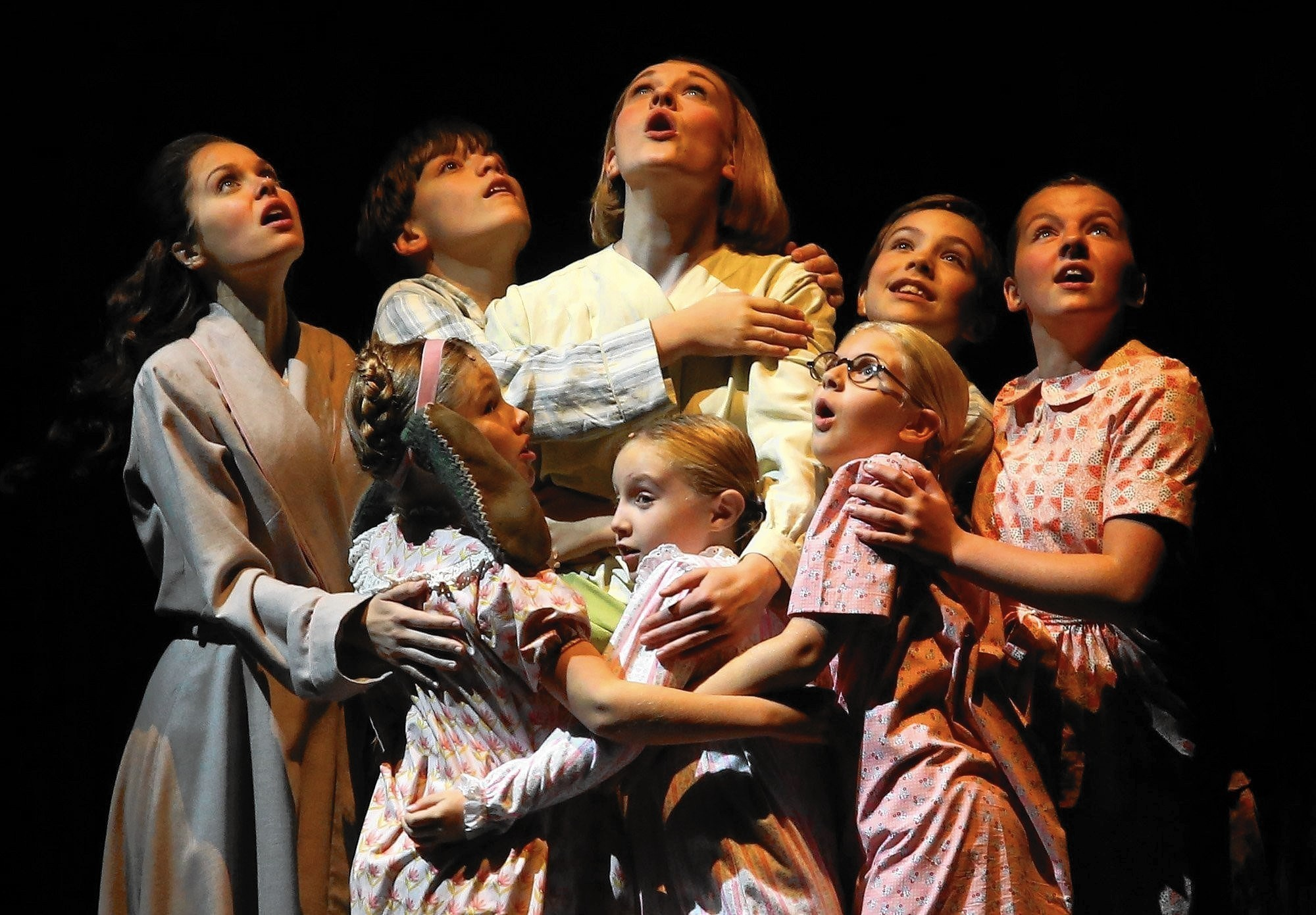 ahmanson theatre sound of music review the sound of at the ahmanson is fresh and 11869