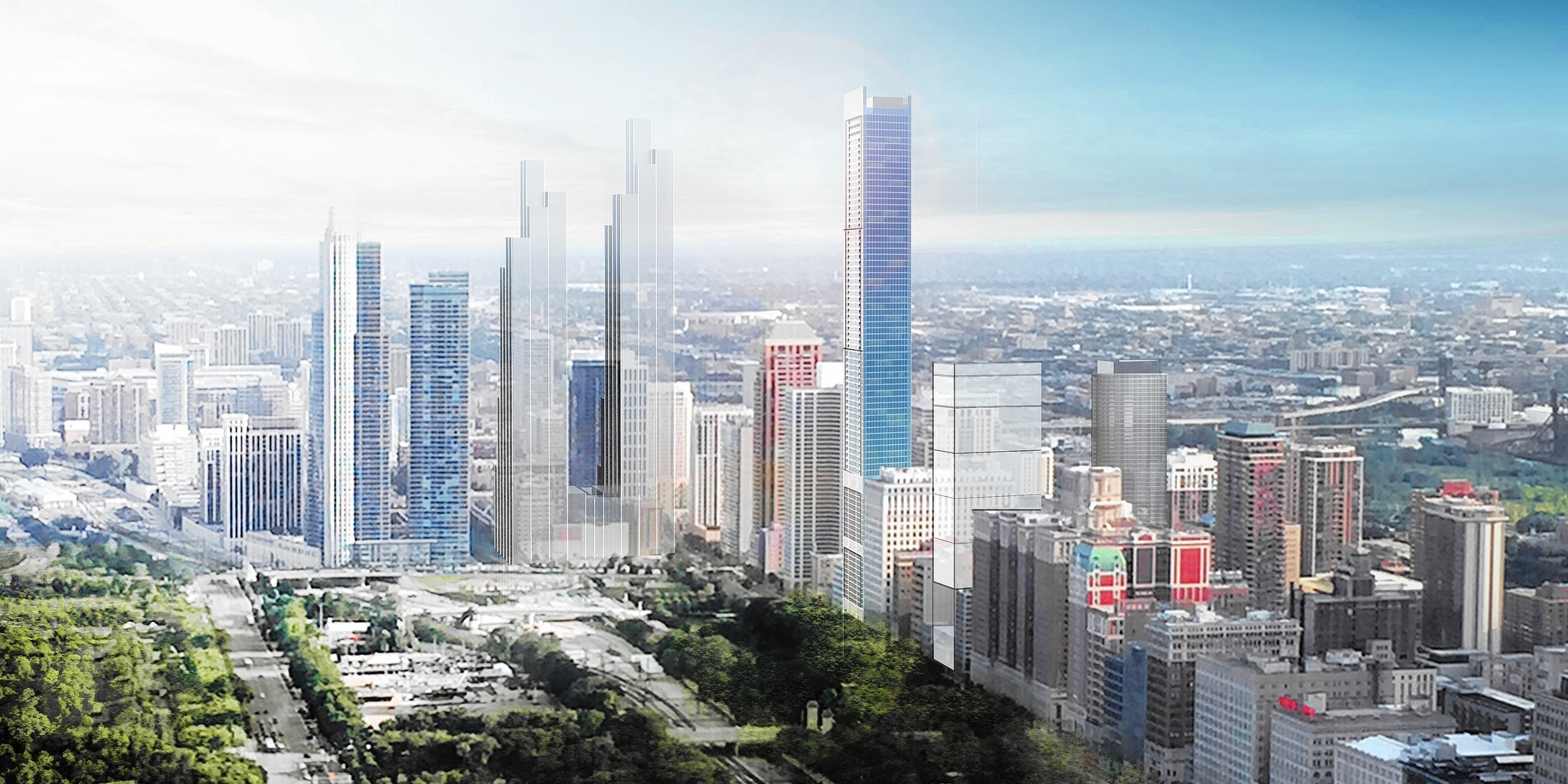 South Loop Poised For Big Residential Building Boom
