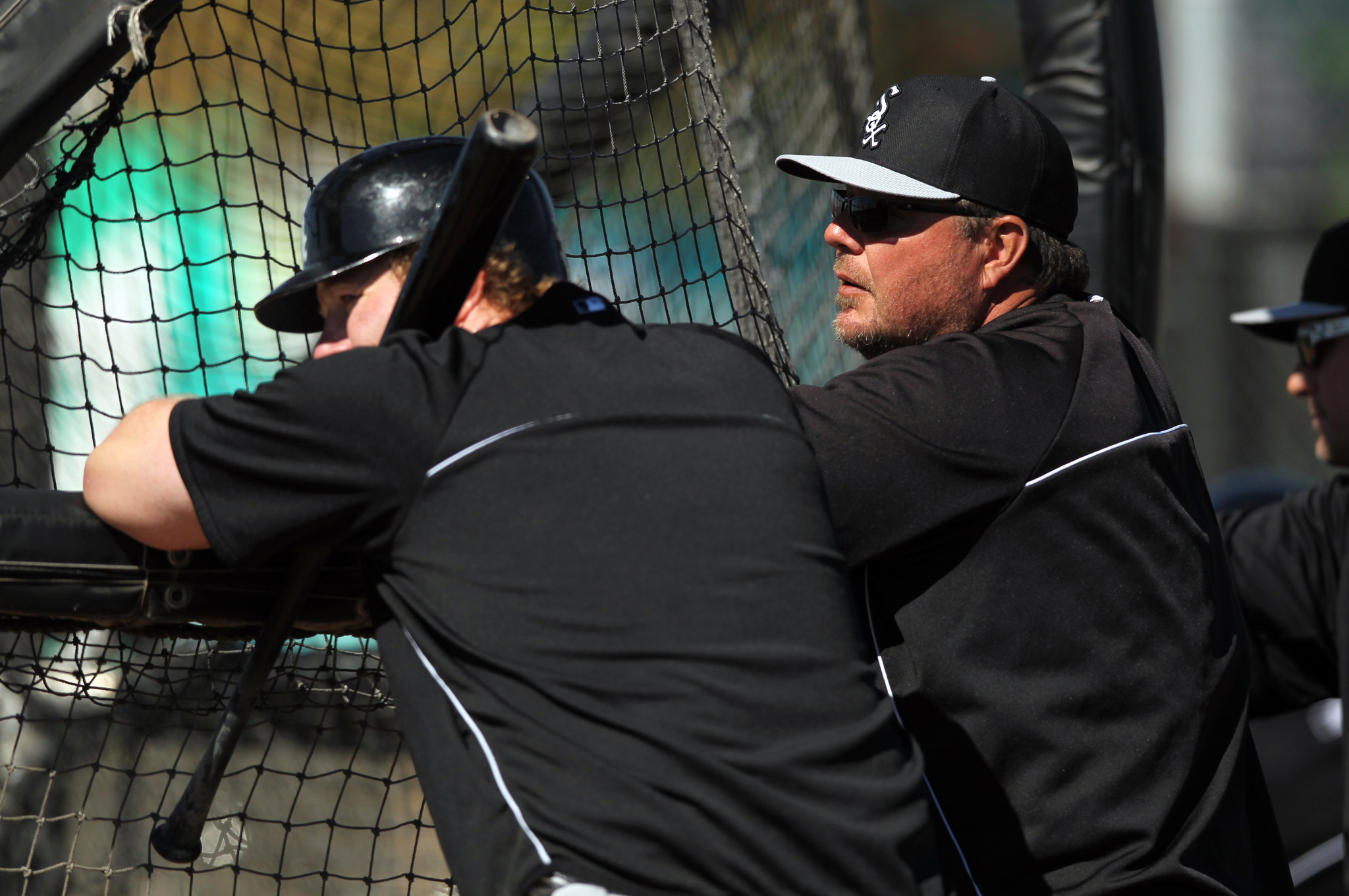 White Sox Fire Bench Coach Mark Parent Chicago Tribune