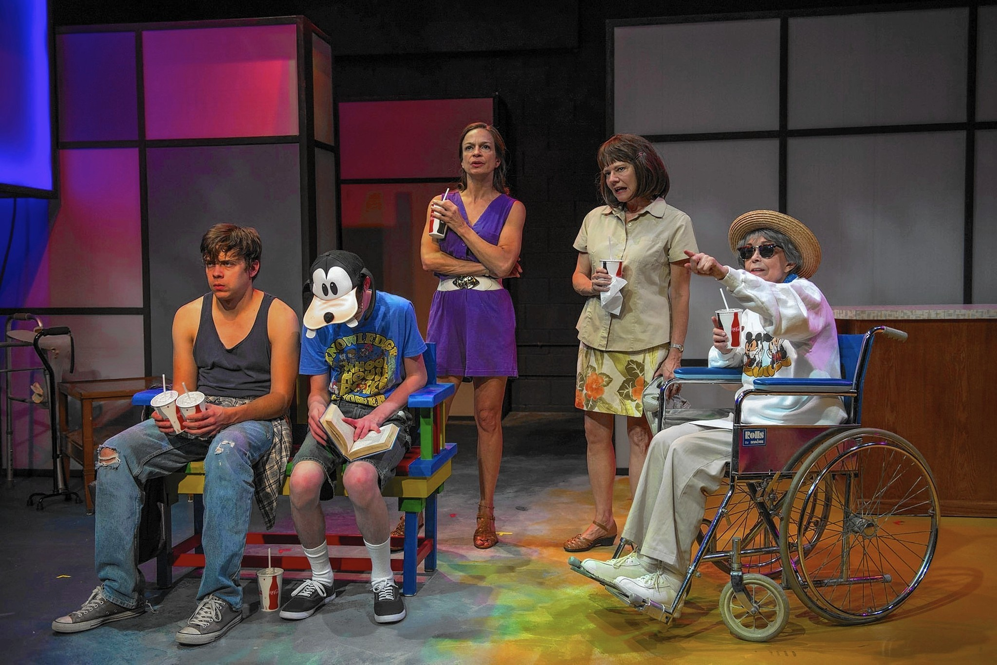Review Marvin S Room By Scott Mcpherson Chicago Tribune