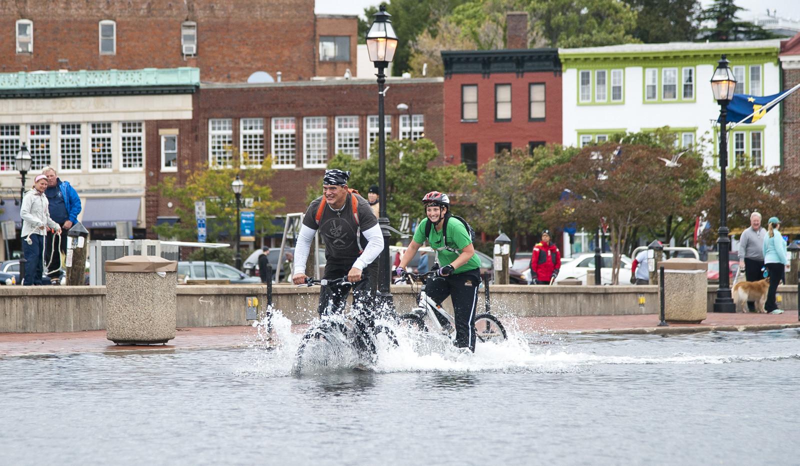 Coastal flooding, sunny skies in forecast - Capital Gazette