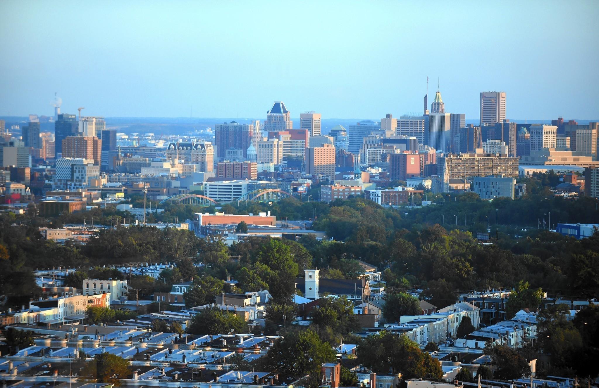 10 Baltimore Restaurants With The Best Views Baltimore Sun