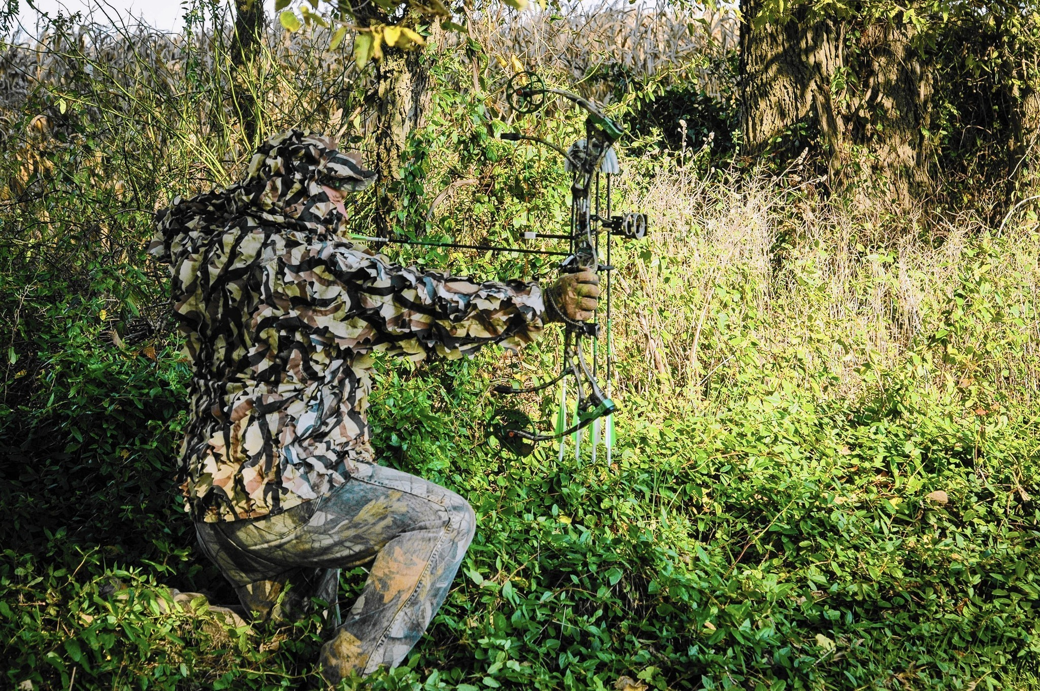 Deer Hunting From The Ground Carroll County Times