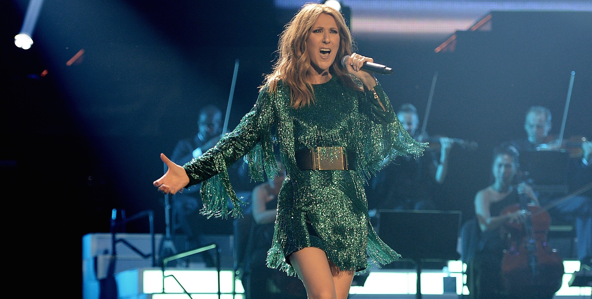 Las Vegas Celine Dion
