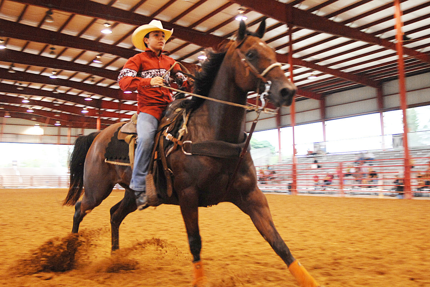 Bergeron Rodeo Grounds Arena Events Through The Years