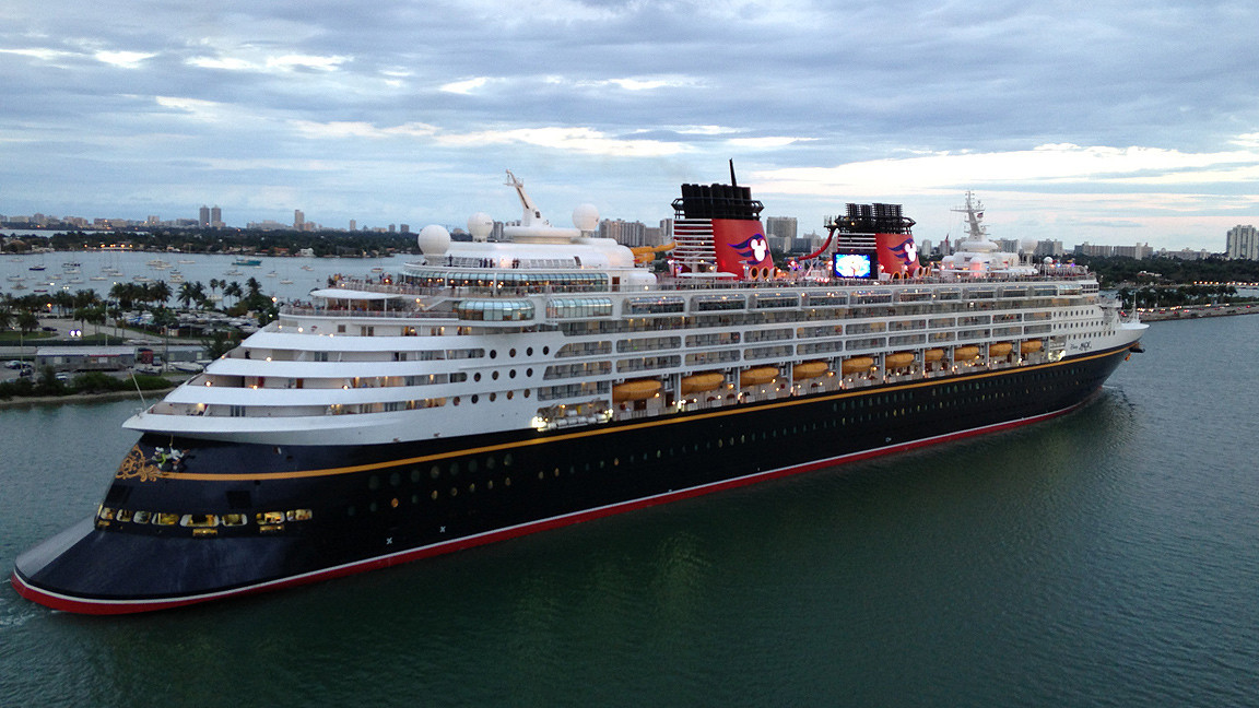 Disney Cruise Line To Keep Ships In Florida In Early 2017
