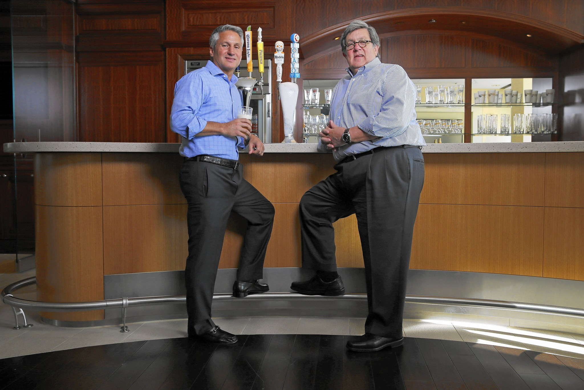 Best celebrity drinkers