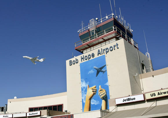 Car Rental Burbank Airport: Bob Hope Airport Reports 'strong Month'