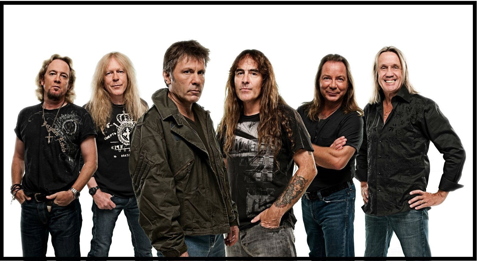 british heavy metal band iron maiden to rock out in las vegas in 2016 la times. Black Bedroom Furniture Sets. Home Design Ideas