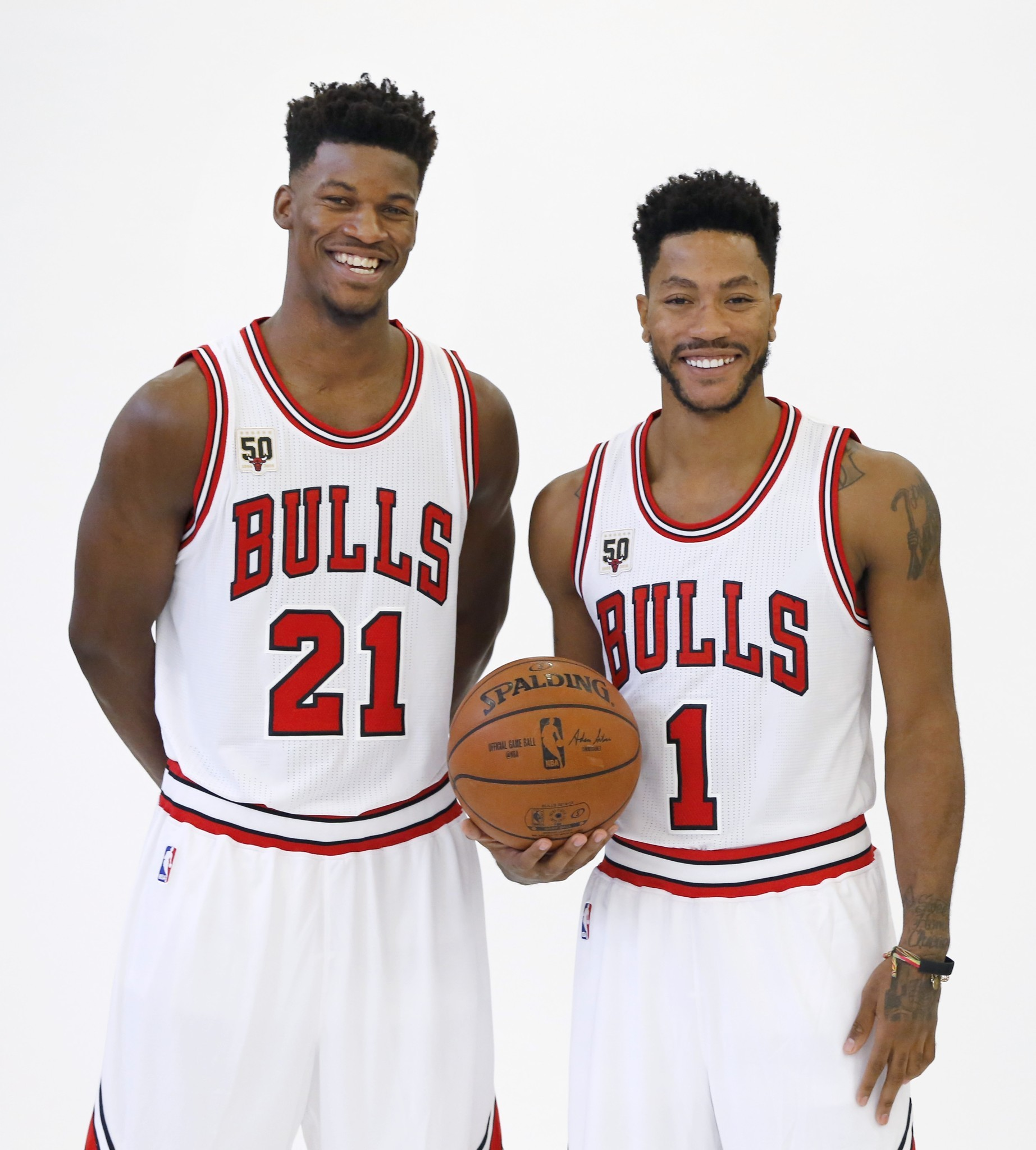 df71fb64e18e Jimmy Butler on Derrick Rose   Just let us play together  - Chicago Tribune