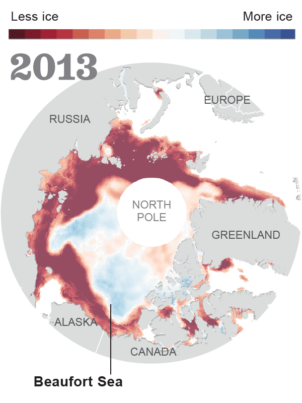 What Exxon knew about the Earth's melting Arctic - Los