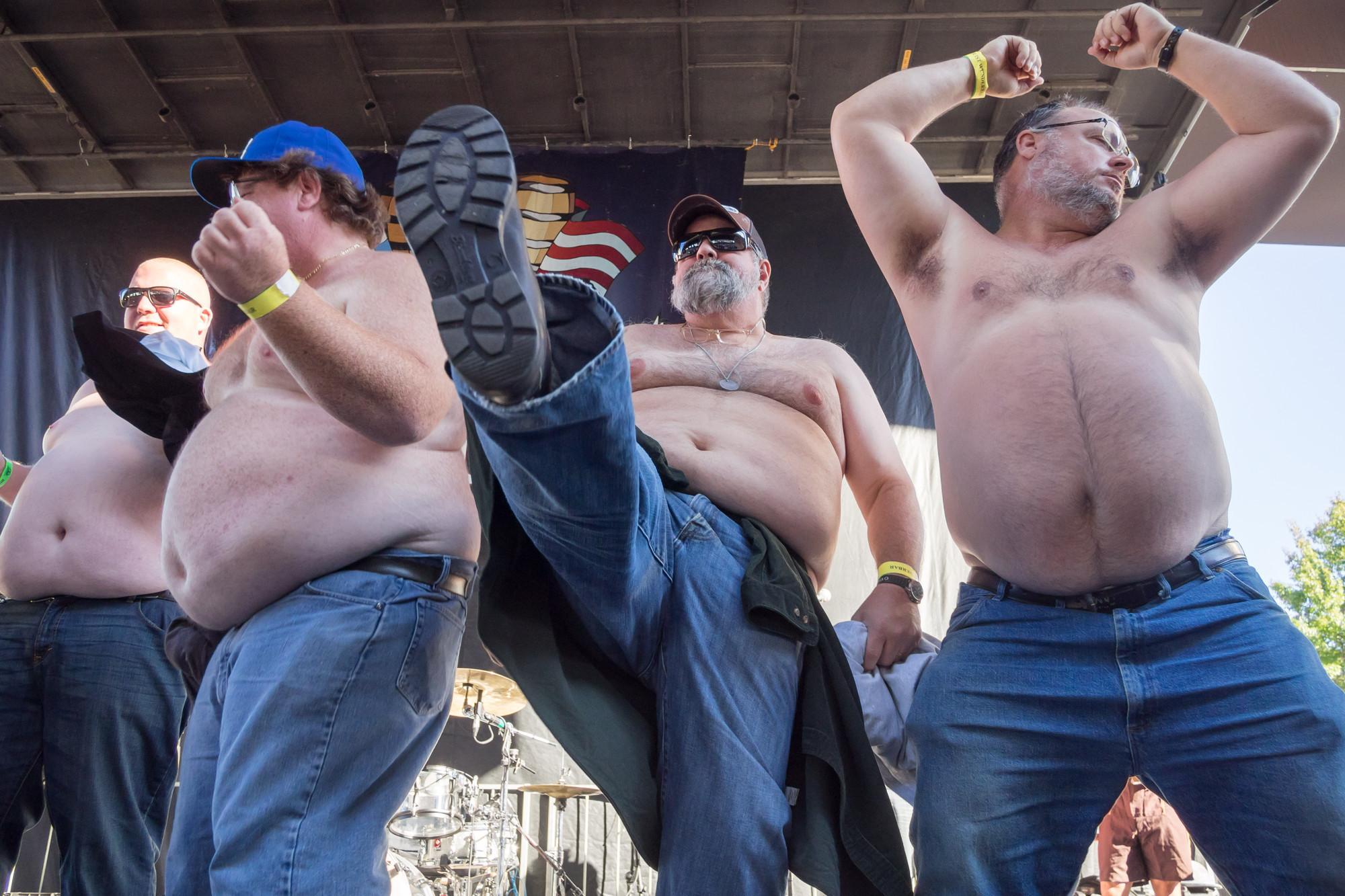 The Beer Bellies Das Best Oktoberfest