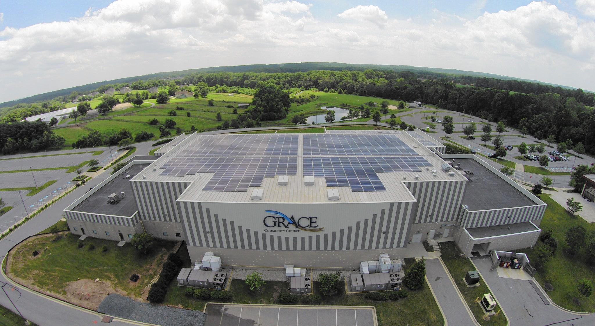 Public Private Use Of Solar Spreads In Howard Howard