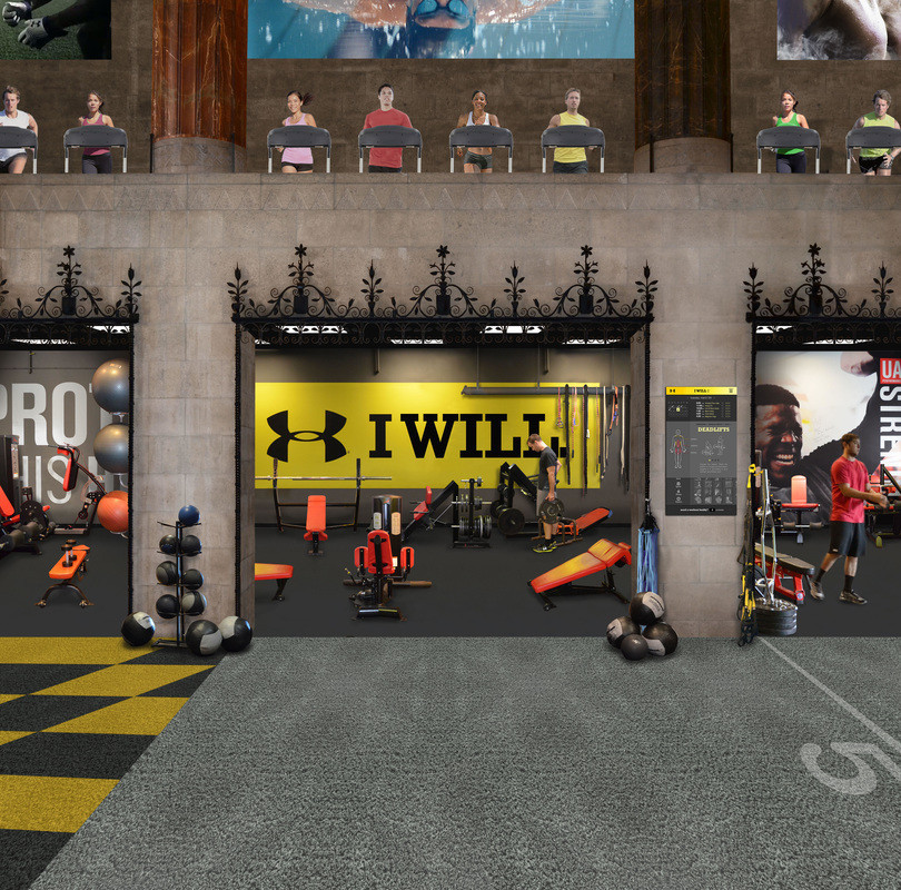 10 Light Street Apartments: Renderings Released For Newest Under Armour-branded