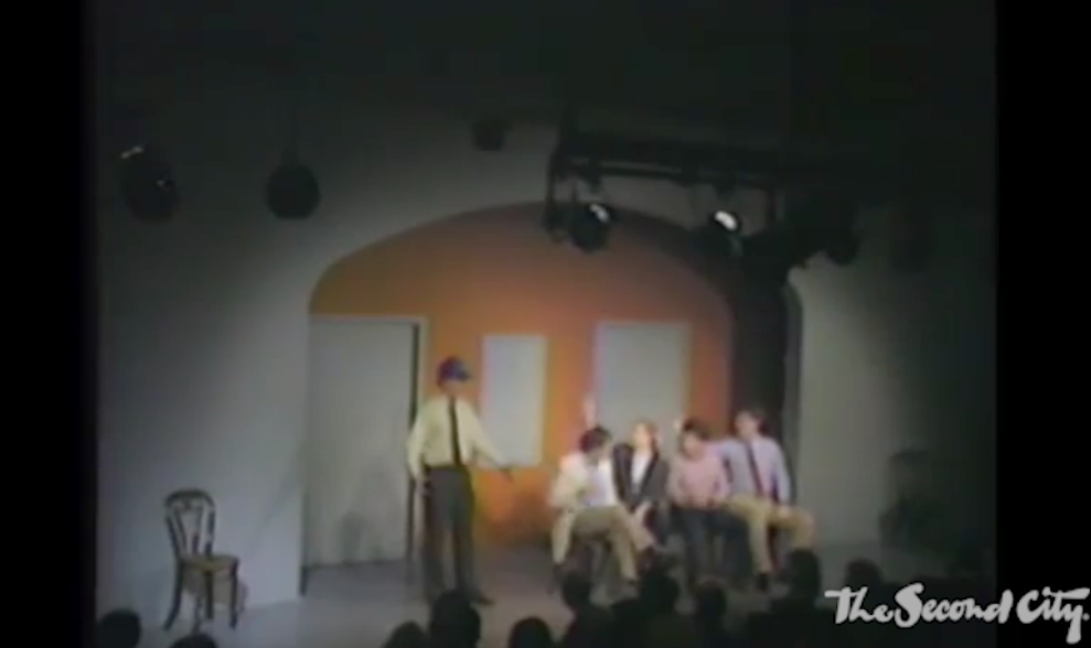 Funny video: Vintage Second City Cubs sketch with Bonnie ...