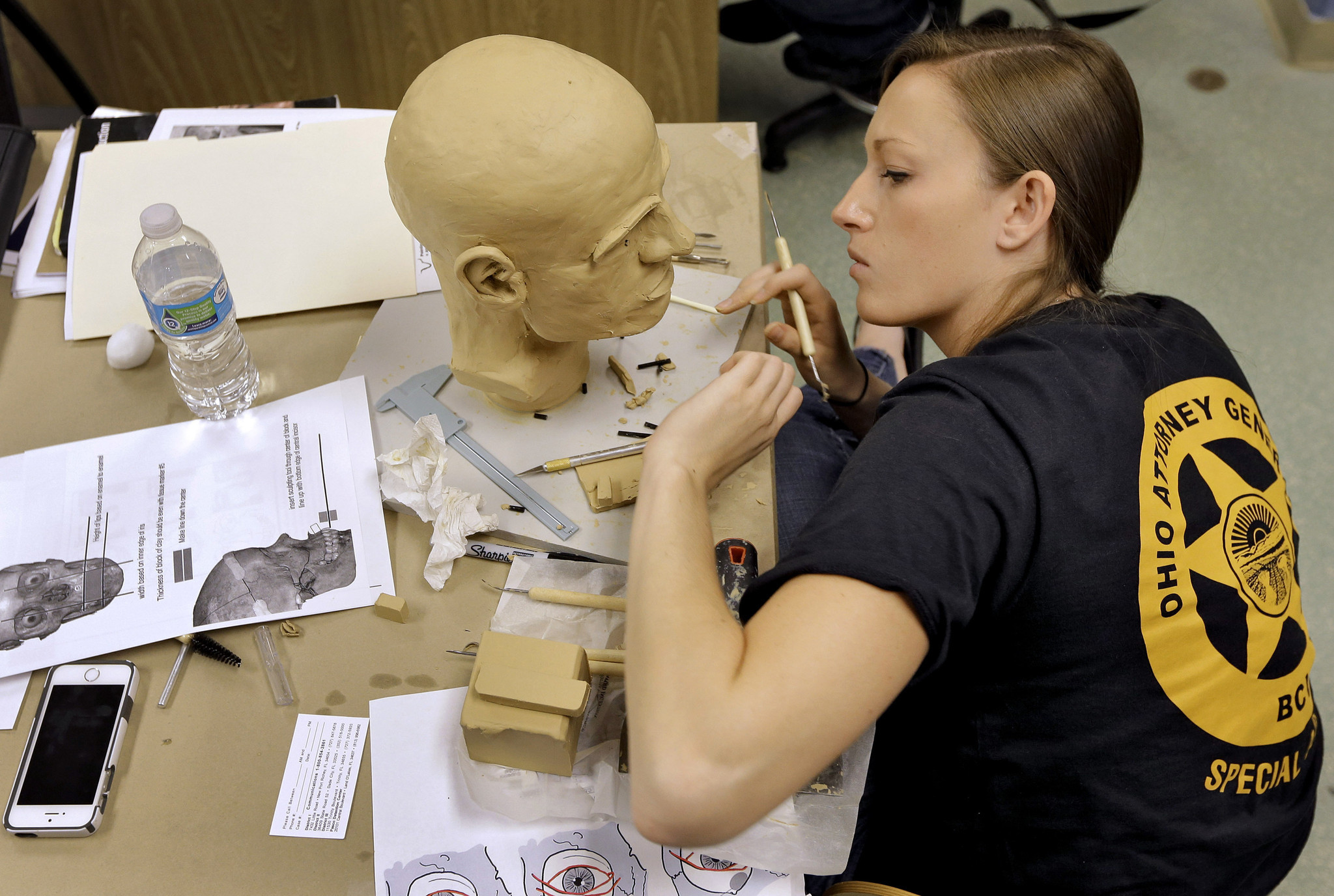 Bring A Trailer >> Florida forensic artists bring the dead back to life for ...