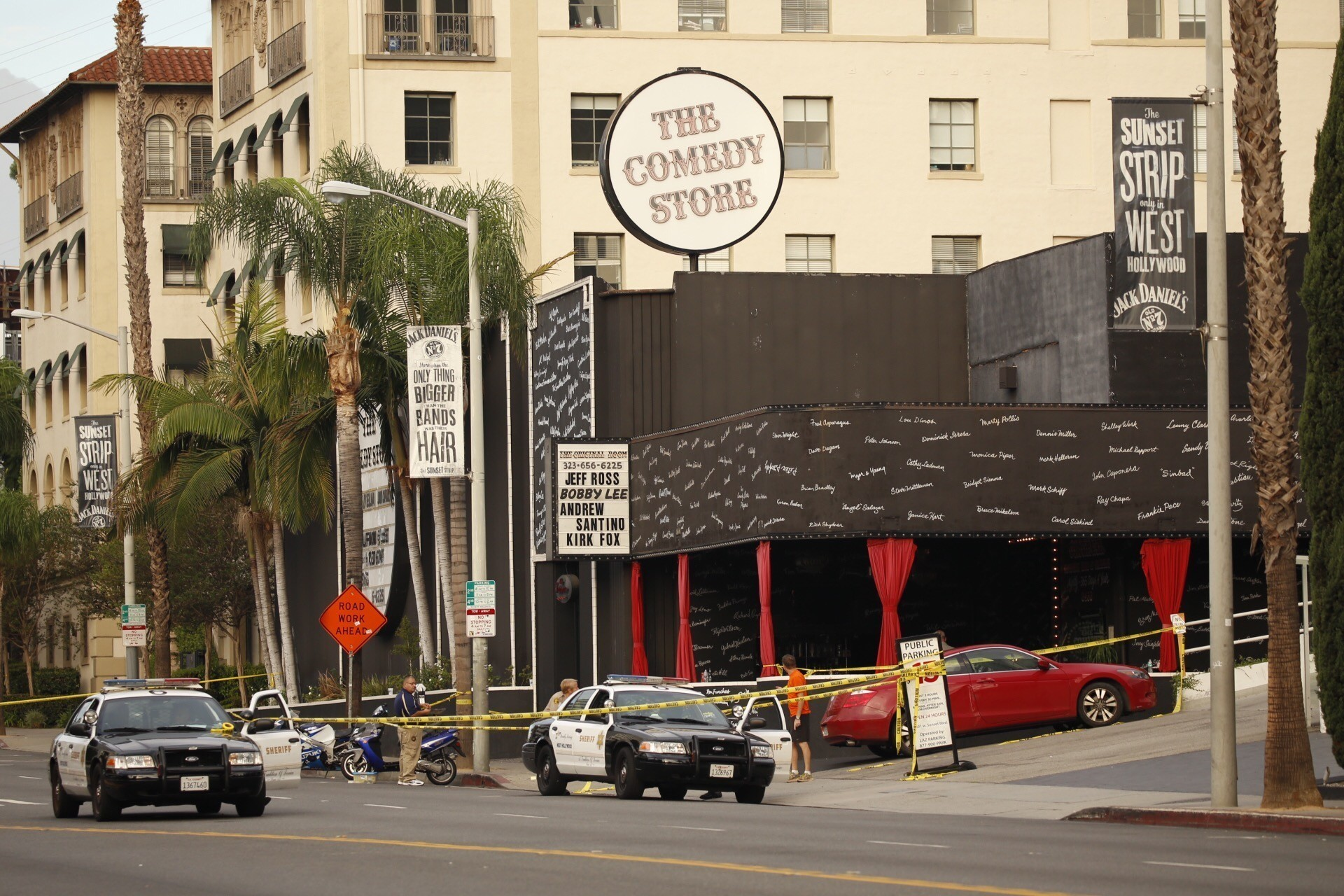 The Comedy Store is an American comedy club located in West Hollywood, California, at Sunset Boulevard on the Sunset xfvpizckltjueoy.cf has a sister comedy club in La Jolla, San Diego, California.