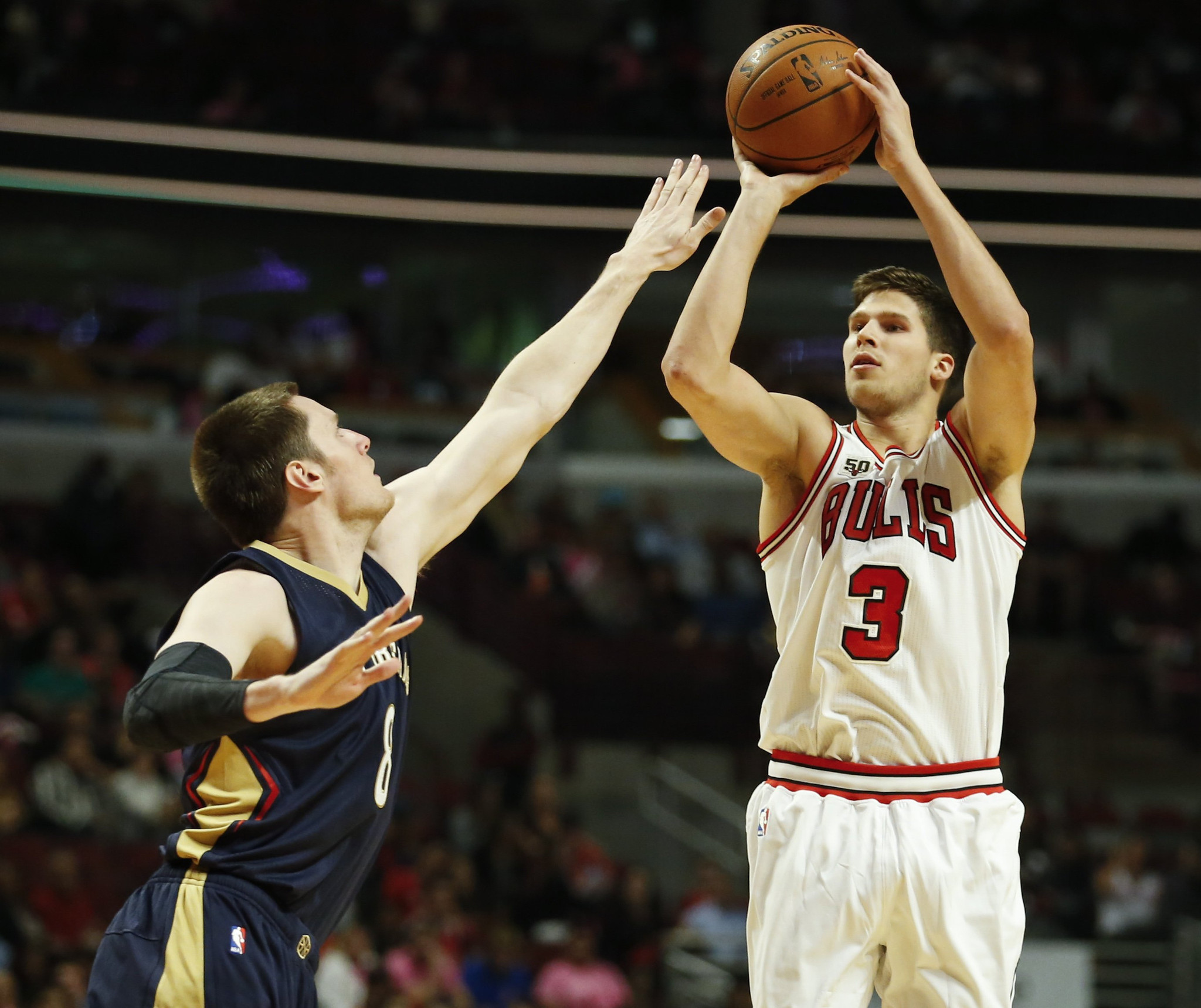 Doug McDermott  completely fine  with coming off the bench for Bulls - Chicago  Tribune 0908aa7c4