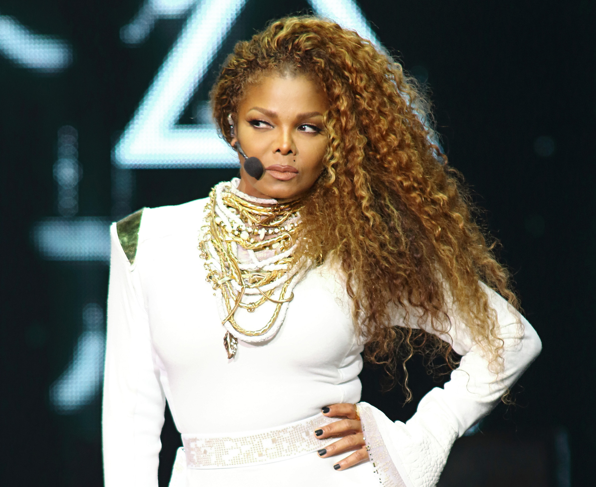 recent pictures of janet jackson