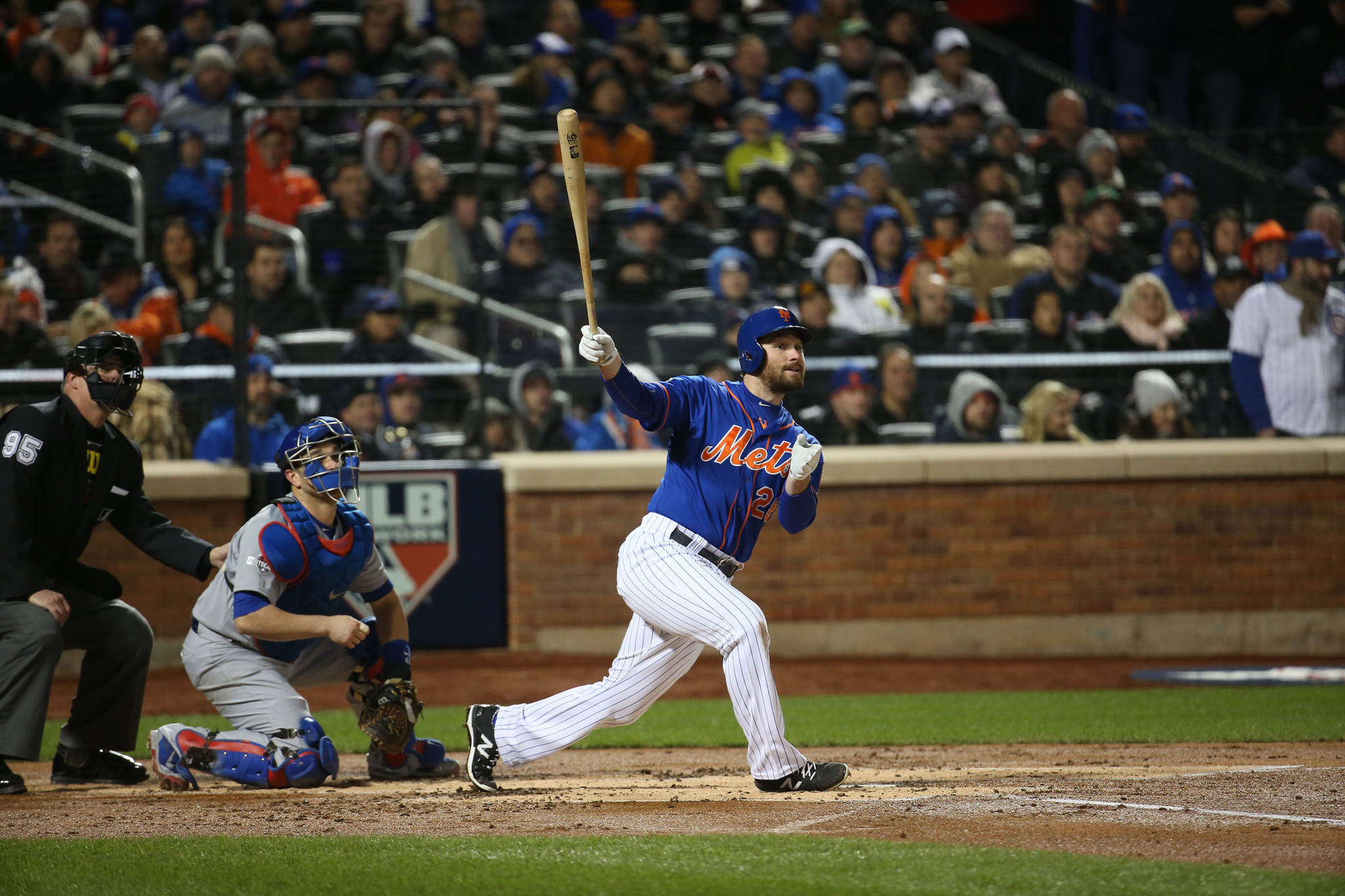 New York Mets defeat Chicago Cub 4-1 in Game 2 of National