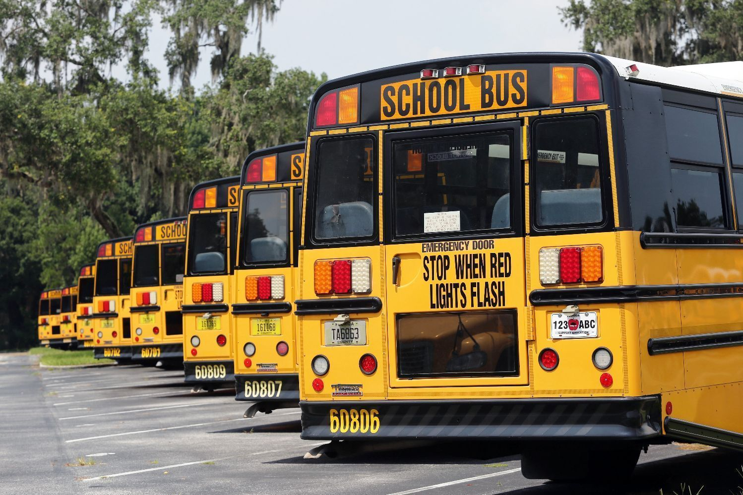 Bus Transportation West Palm Beach
