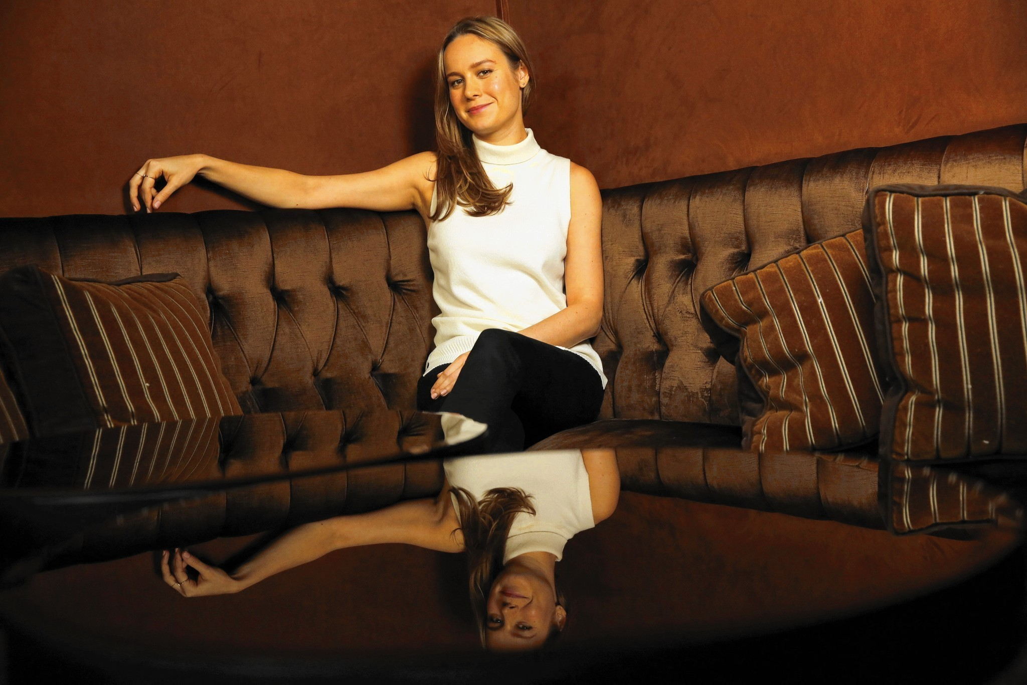 How Brie Larson Found A Sacred Space In Room Chicago