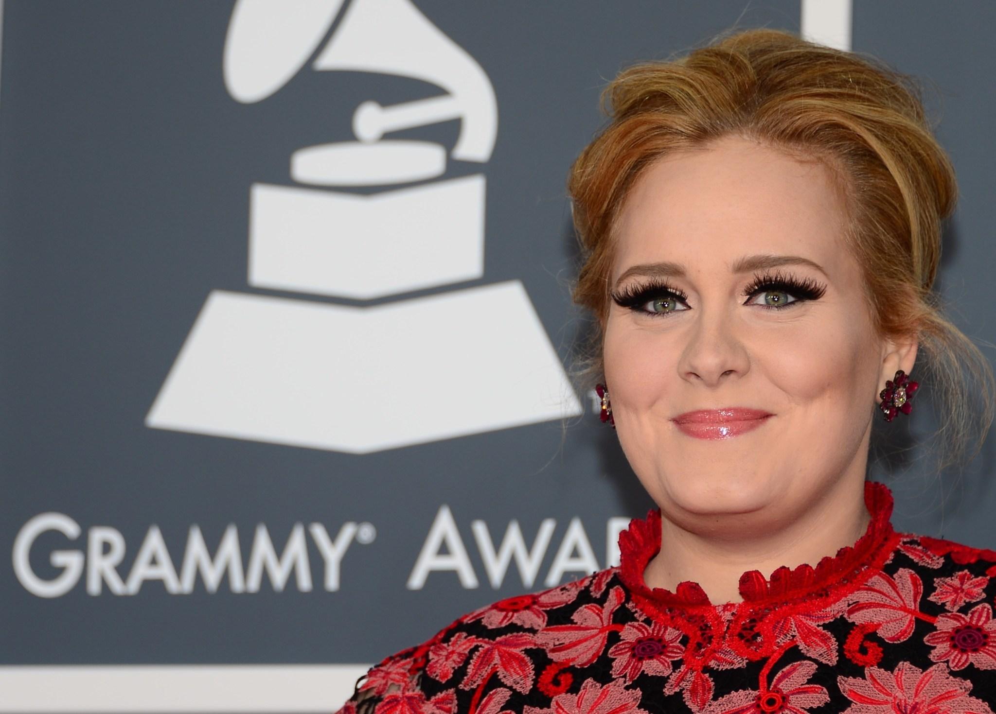Adele To Release New Album Called '25' On Nov. 20