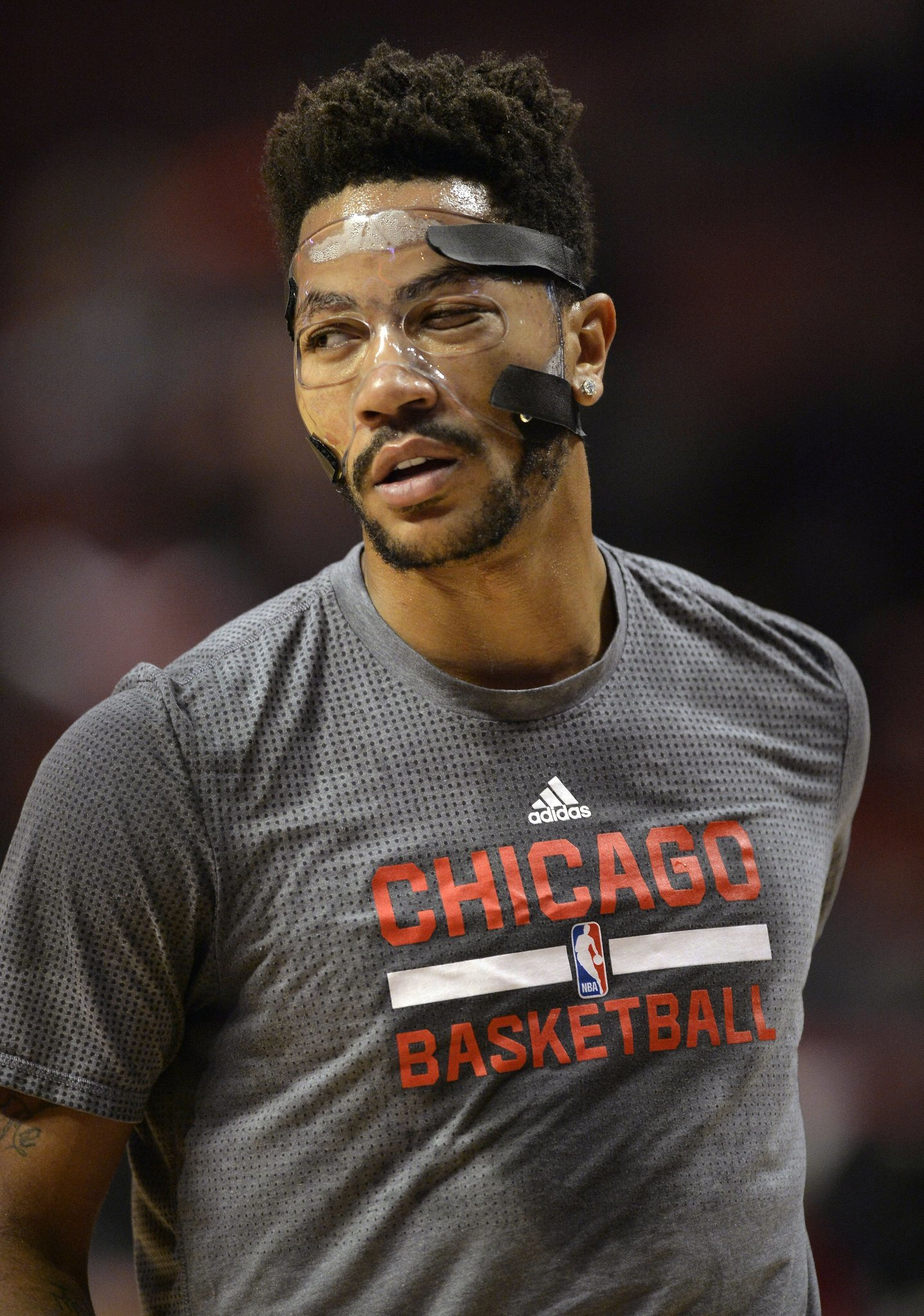 Derrick Rose eyes Friday appearance, opening-night start ...