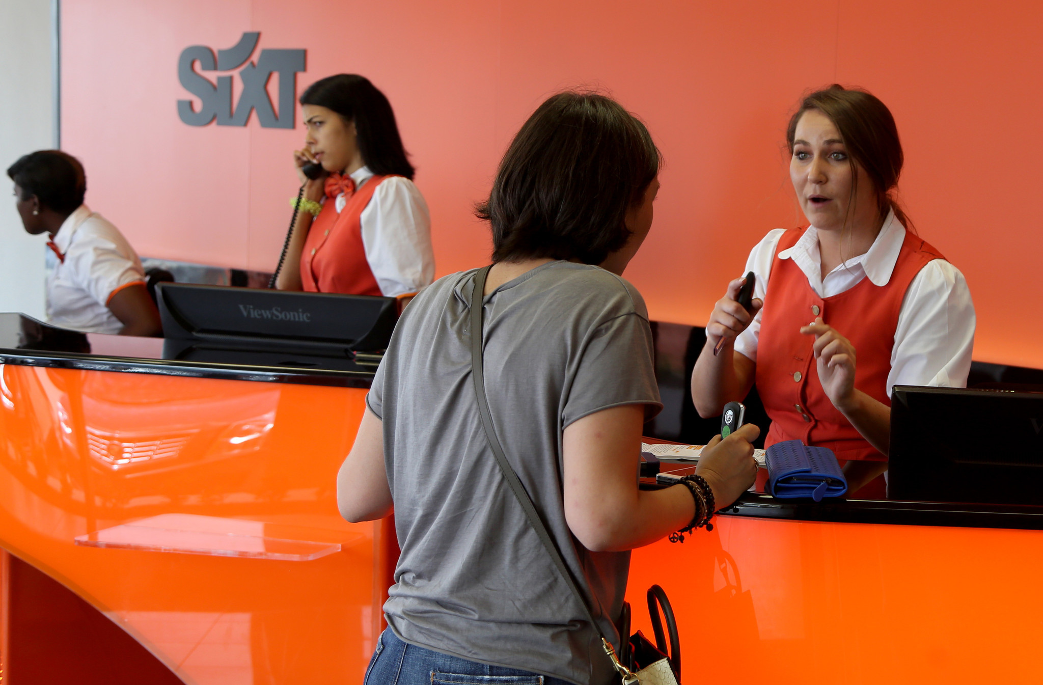 Sixt Car Rental Adding Employees, New Branches In South