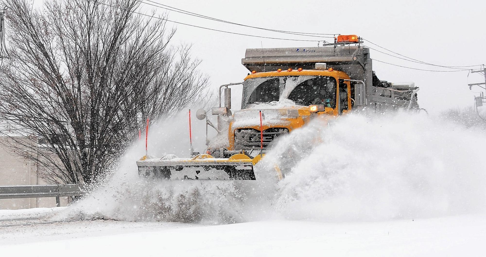 where s the snow plow penndot allows you to track their location
