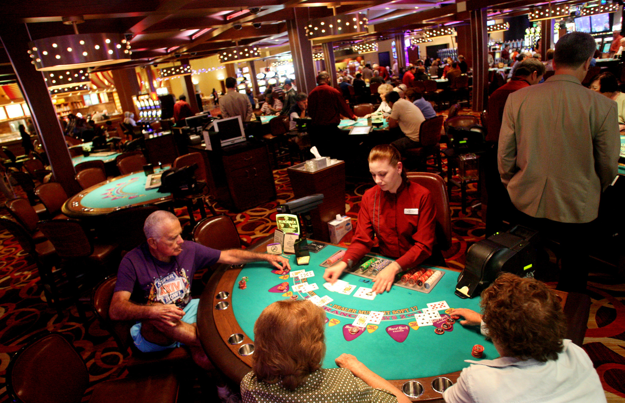 is casino gambling legal in florida