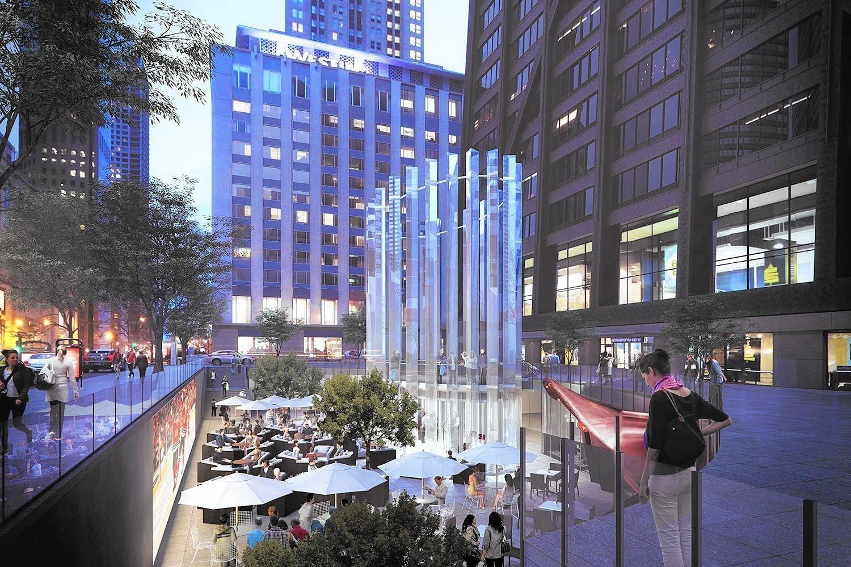 John Hancock Center Should Proceed Cautiously On Plaza